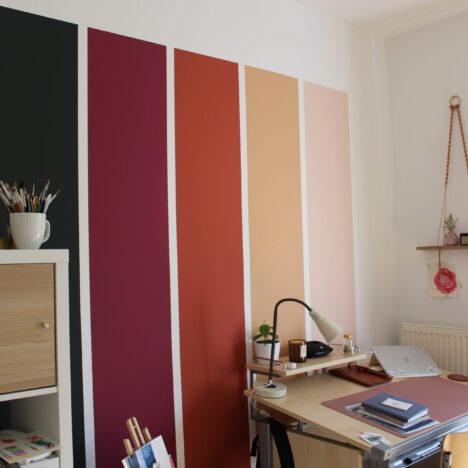 Kreativzimmer – es muss nicht alles neu sein